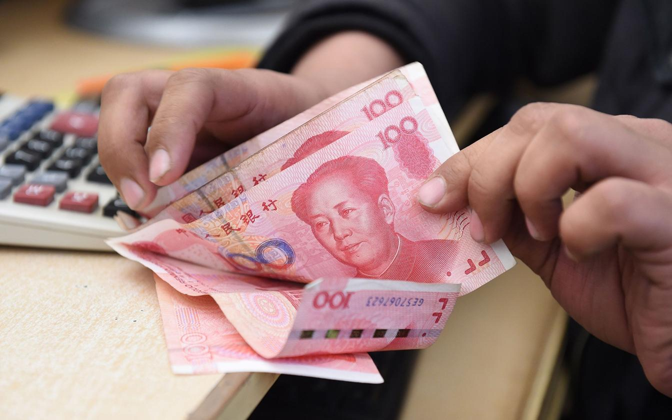 Hiina kutsub üles pankasid vähendama laenuandmist, vältimaks finantsmulli tekkimise riski