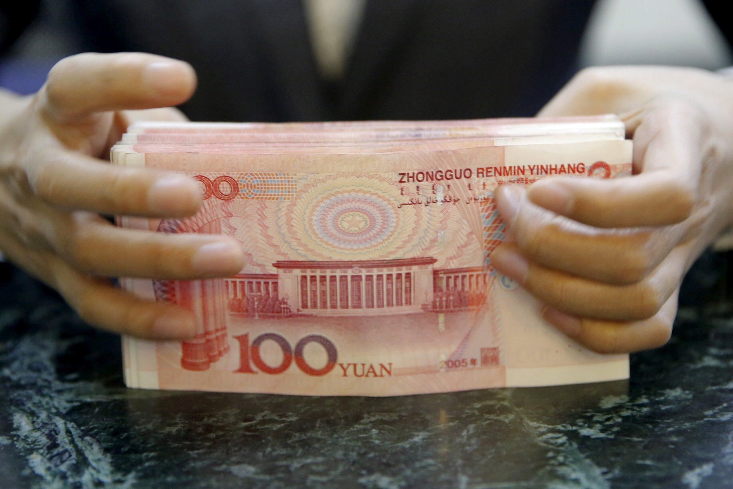 Massiteabevahendid avaldasid Hiina poolt teistele riikidele antavate laenude salatingimused