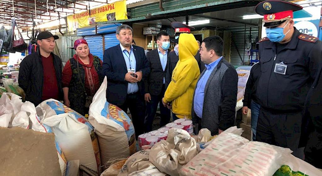 Hiina lubab eraldada Kirgiisiale 54 miljonit dollarit toiduabile